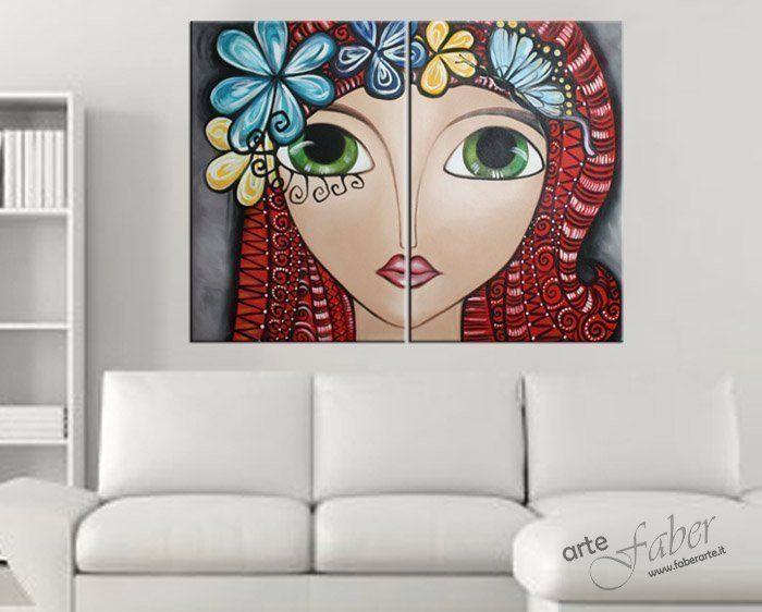 quadri astratti colorati