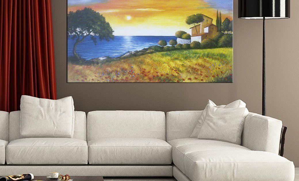 quadri moderi paesaggi dipinti