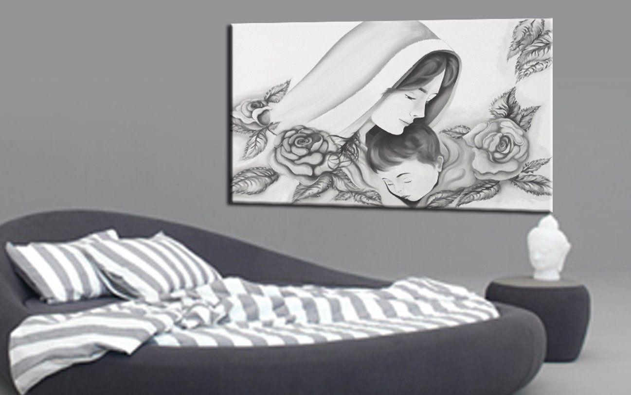 Quadri sacri per camera da letto immagini ispirazione for Sacra famiglia quadri moderni