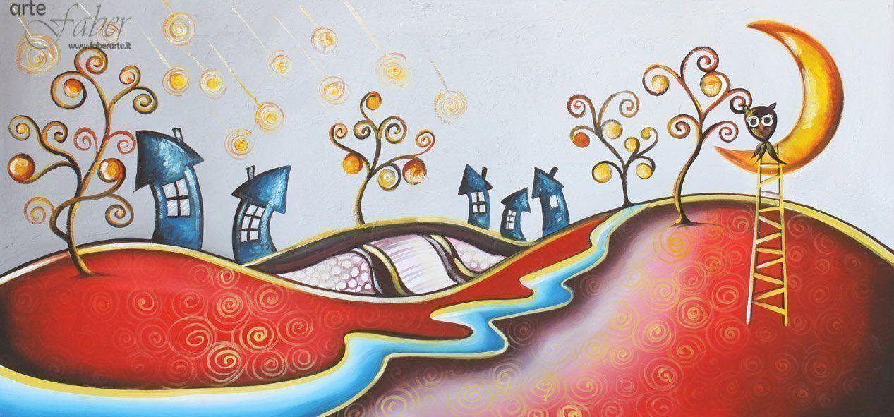 Grande dipinti astratti su tela hl36 pineglen for Dipinti a mano su tela