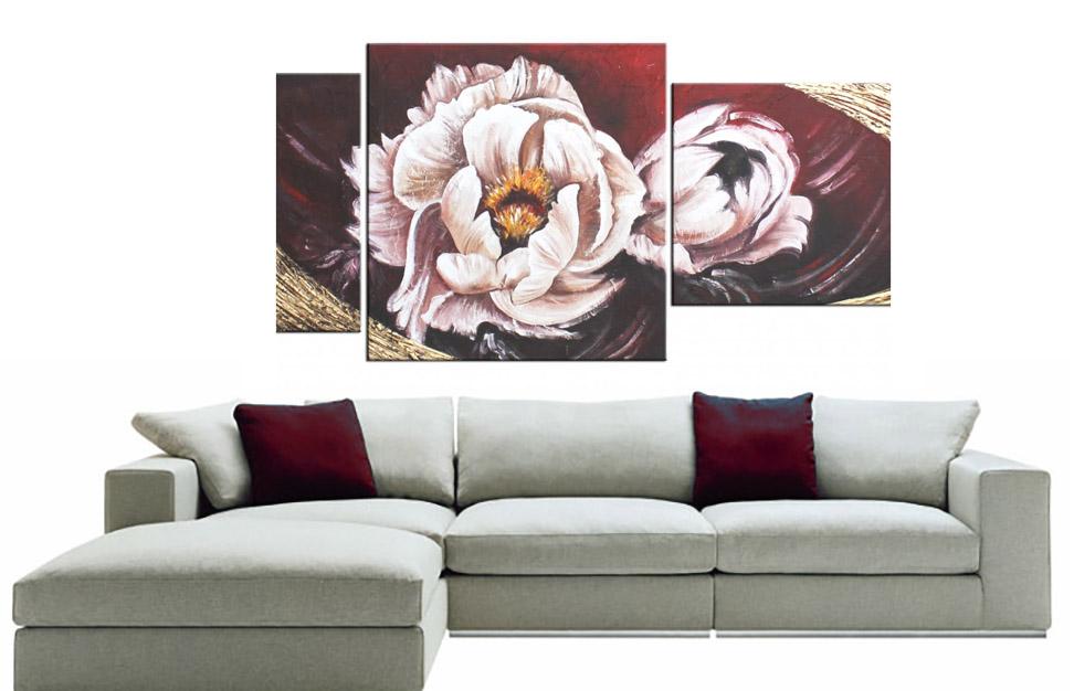 Quadri-moderni-fiori-floreali
