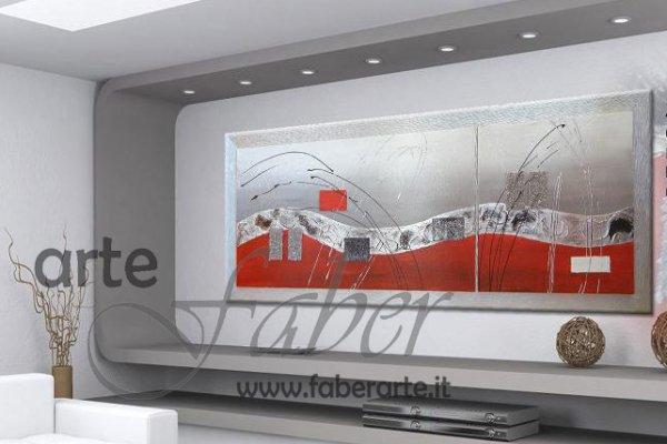 quardri astratti Faberarte, quadri moderni dipinti