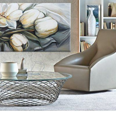 """Quadri moderni - """"Fascio di tulipani"""""""