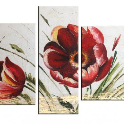 Quadri moderni fiori moderni FANTASY