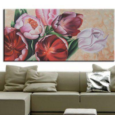 Quadri moderni fiori 235