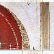 Quadri Astratti, quadri moderni, quadri rossi