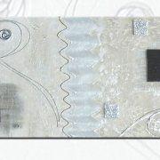 Quadri astratti grigio