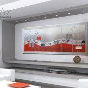 quadri astratti, quadri moderni materici