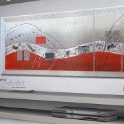 quadri astratti moderni