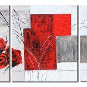 quadri moderni astratti dipinti faberarte