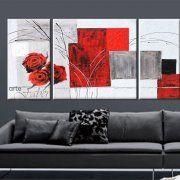 Faber quadri moderni, quadri astratti, quadri fiori