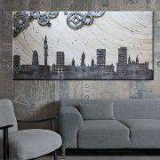 quadri moderni città