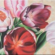 quadri fiori moderni