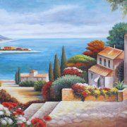 Quadri paesaggi dipinti | FaberArte