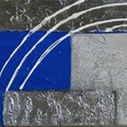 piuura quadri astratti blu